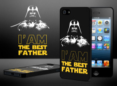 Coque iPhone 4/4S Dark Father