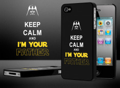 Coque iPhone 4/4S I'm your father!