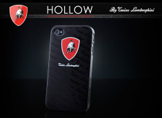 Coque iPhone 4/4S Lamborghini Hollow Series - Shield