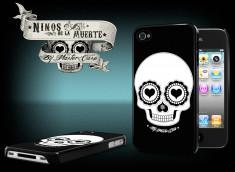 Coque iPhone 4/4s Ninos de la Muerte