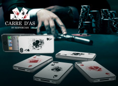 Coque iPhone 4/4S Poker Case