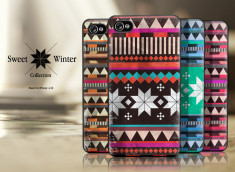 Coque Iphone 4G/4S Collection Sweet Winter Noirs