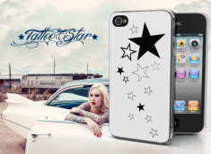 Coque iPhone 4/4S Tattoo Star