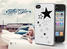 Coque iPhone 4/4S Tattoo Star