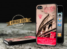 Coque iPhone 4/4S Vintage Case - Colisseum