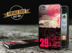 Coque iPhone 4/4S Vintage Case - Post Mail