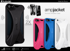 Coque iPhone 4/4S Ampjacket
