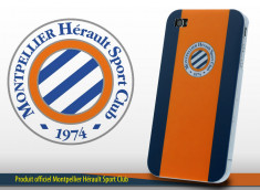 Coque Officielle iPhone 4/4S Montpellier H.S.C.