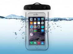 Pochette Waterproof Taille M- Noir