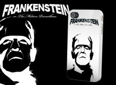 "Coque iPhone 4 ""Frankenstein"" - B. Karloff"