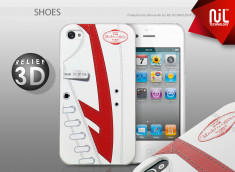 Coque iPhone 4/4S Shoes by Nil