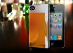 Coque iPhone 4/4S Bière