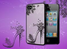 Coque iPhone 4/4S Flowers Heels