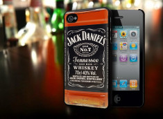 Coque iPhone 4/4S Jack Daniel's