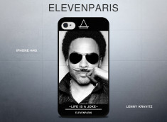 Coque iPhone 4/4S Eleven Paris - Lenny Kravitz
