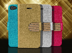 Etui iPhone 4/4S Glam Color