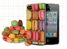 Coque iPhone 4/4S Macarons