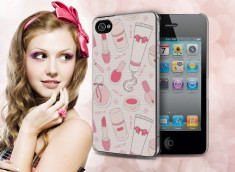 Coque iPhone 4/4S Make Up