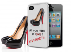 Coque iPhone 4/4S New Shoes
