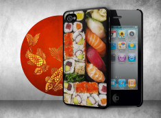 Coque iPhone 4/4S Sushis