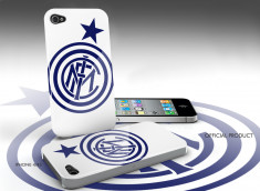 Coque iPhone 4/4S Inter Milan modèle 2