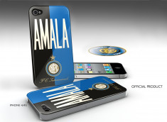 Coque iPhone 4/4S Inter Milan Amala modèle 1