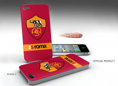 Coque Officielle iPhone 4 A.S. Roma