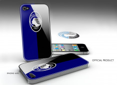 Coque iPhone 4/4S Atalanta Bergame-modèle 2