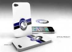 Coque iPhone 4/4S Atalanta Bergame-modèle 1