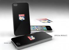 Coque Officielle iPhone 4/4S Olympique Lyonnais