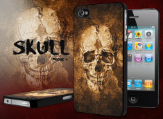 Coque iPhone 4/4S Skull