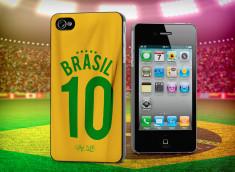 Coque iPhone 4/4S Maillot-Brésil