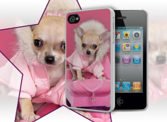 Coque iPhone 4/4S Lovely Puppy