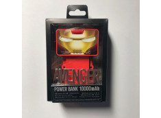 Batterie Portable 10000 mah Iron-Man