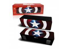 Enceinte Bluetooth 10W Captain America