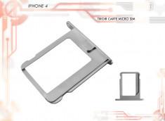 Tiroir carte micro SIM iPhone 4