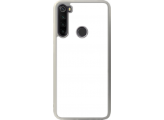Coque Redmi Note 8 Bords Silicone Translucide