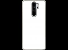 Coque Redmi Note 8 Pro Bords Silicone Translucide