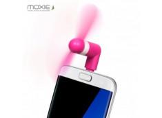 Mini Ventilateur Micro USB Moxie-Rose
