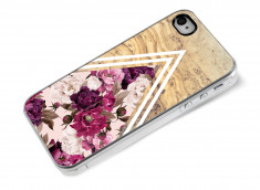 Coque iPhone 4/4S Pink Floral