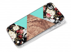 Coque iPhone 4/4S Red Floral