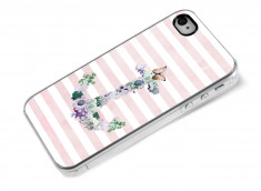 Coque iPhone 4/4S Flowers Anchor