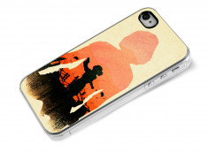 Coque iPhone 4/4S The Avengers- Black Widow