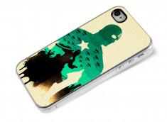 Coque iPhone 4/4S The Avengers- Captain America