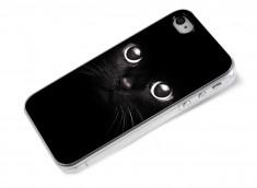 Coque iPhone 4/4S Chat Noir