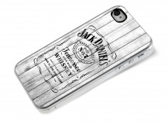 Coque iPhone 4/4S White Old Jack