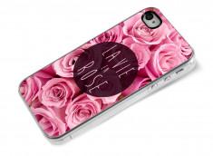 Coque iPhone 4/4S La Vie En Rose