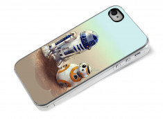 Coque iPhone 4/4S Robot