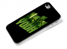Coque iPhone 4/4S Master Yoda