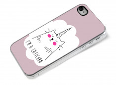 Coque iPhone 4/4S Caticorn